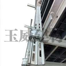 山东方柱扣加固件租赁