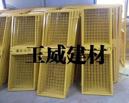 施工电梯防护门